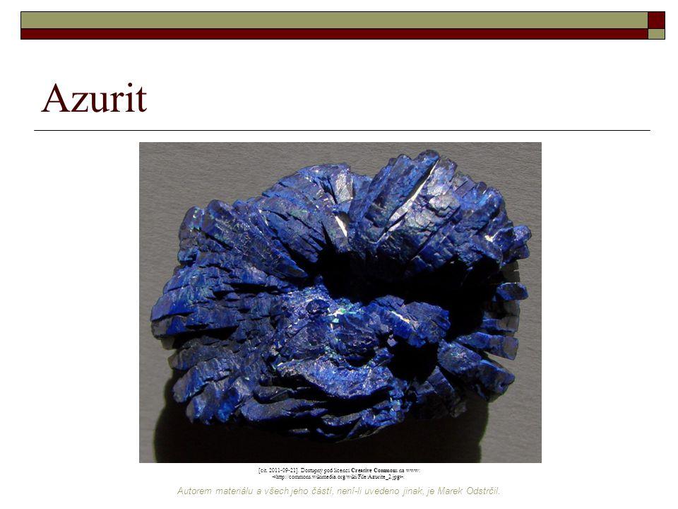 [cit. 2011-09-21]. Dostupný pod licencí Creative Commons na www: